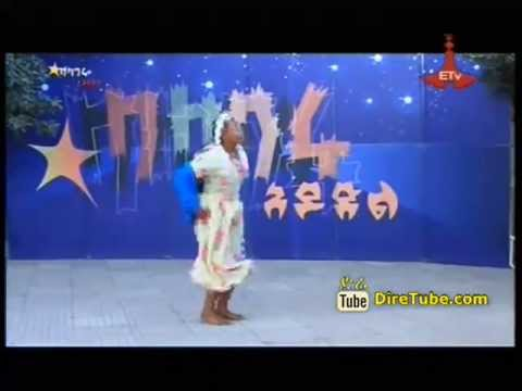 Chaltu Feyesa Traditional Dance Contestant Episode 41