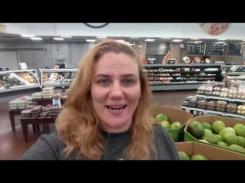 США 🍎 Что? Почем? Продукты питания в США, штат Оклахома. Valentina OK