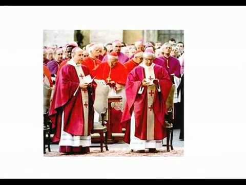 Le Vatican poursuit un dessein satanique ( véridique )