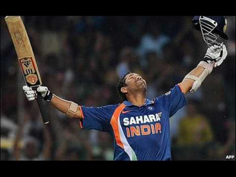 Sachin Becomes First Batsman To Score 200 In An Odi video