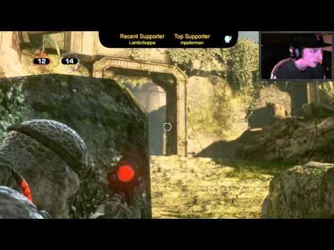 Gears of War 3! Let's hit 300!