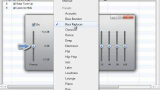 Get AWESOME Sound Quality and BASS in iTunes - in-depth tutorial for louder and better bass!