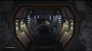 ALIEN: Isolation gameplay introduction