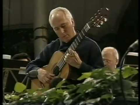 John Williams - La Ultima Cancion - Agustin Barrios Mangore