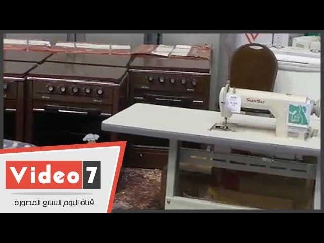 بالفيديو..شاهد الهدايا التى تقدمه وزراة الداخلية لأسر المساجين