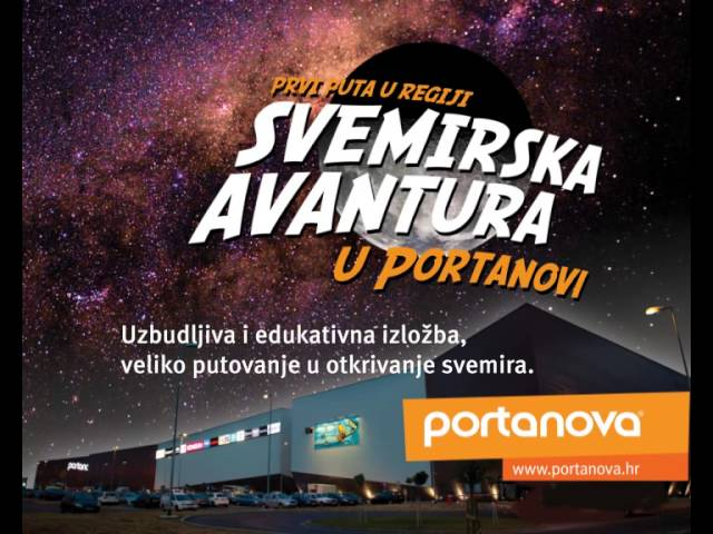 Svemirska avantura u Portanovi