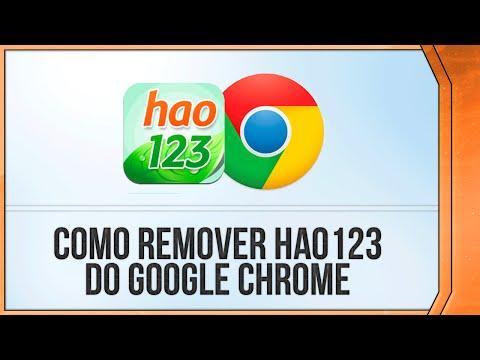 Como excluir o Hao123 do Google Chrome [2013]