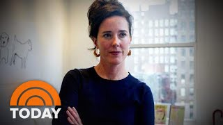 Kate Spade Struggled With Mental Illness For Years, Her Sister Says | TODAY