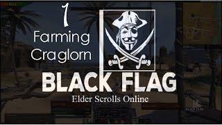 How I Make 300k - 900k ESO Daily Episode 1 Farming Craglorn