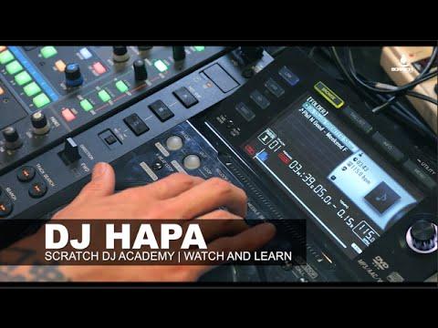 DJ HAPA | INTRO TO CDJs | WATCH AND LEARN