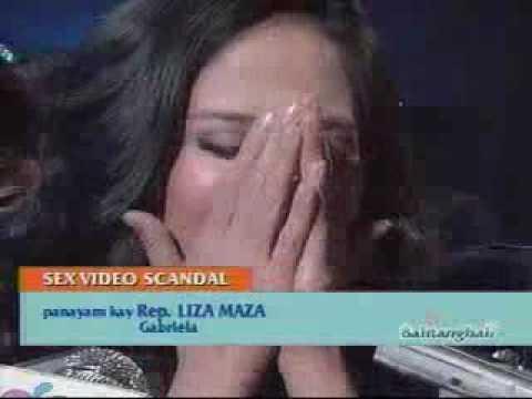 Gabriela representative Cong Liza Maza on Katrina Halili Hayden Kho scandal