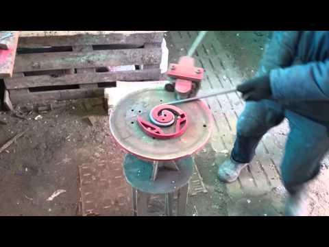 Самодельное приспособления для ковки своими руками 793