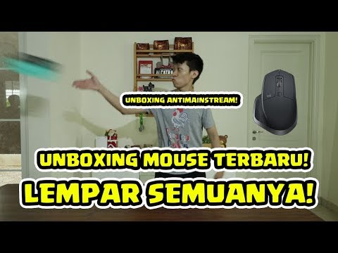 Unboxing Antimainstream -  Mouse Logitech MX Master 2s!