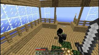 Myth & Stibb hrají Minecraft - Survival Island v1.1 - Part 4.