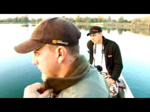 Horgász helykeresés és koncentrált etetés