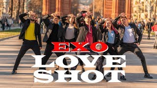 [KPOP IN PUBLIC] | EXO (엑소) - Love Shot (러브샷) Dance Cover [Misang] (One Shot ver.)