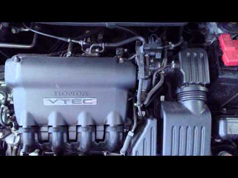 Barulho motor Honda Fit 2006/2007 EX 1.5 Câmbio CVT