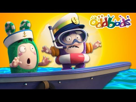 Oddbods | NEW | Shipwrecked