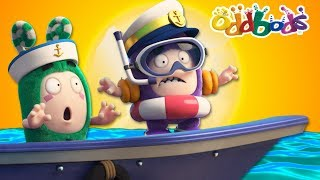 Oddbods | NEW | Shipwrecked