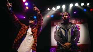 Chris Brown Video - Chris Brown with Trey Songz - Announcing the Between the Sheets Tour
