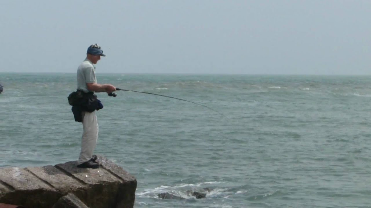 Port a jetty fishing youtube for Fishing report port aransas