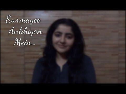 Surmayee Ankhiyon Mein (Sadma) Cover by Nehha Naresh