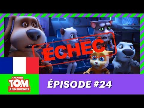 Talking Tom and Friends -  L'épreuve (Épisode 24)