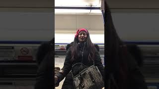 London Underground Tube TFL Journey Home - Suraj Hua Maddham, Kabhi Khushi Kabhi Gham - Sonal Mantra