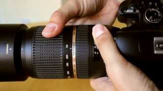 Tamron 70-300mm f/4-5.6 VC USD lens review (with samples)
