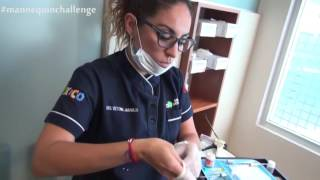 Cancun Cosmetic Dentistry Mannequin Challenge!! #1