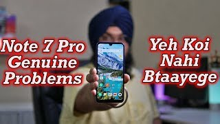 Redmi Note 7 Pro Genuine Problems : You Must Know 😱🔥