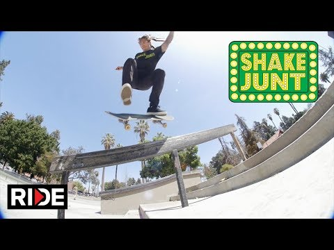 Neen Williams Ride or Die - Shake Junt