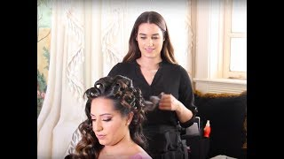 A Day In The Life - Pro Makeup Artist & Hair Stylist | Versace Mansion Wedding