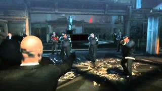 Hitman Absolution - E3 2011 Gameplay HD