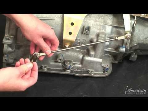 GM 4L60 Dual-Action Shifter Installation Video from American Shifter Co.