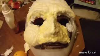 Making the Billy the puppet from SAW (Includes the SAW soundtrack).