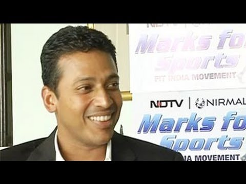 NDTV catches Mahesh Bhupathi in a tie-breaker!