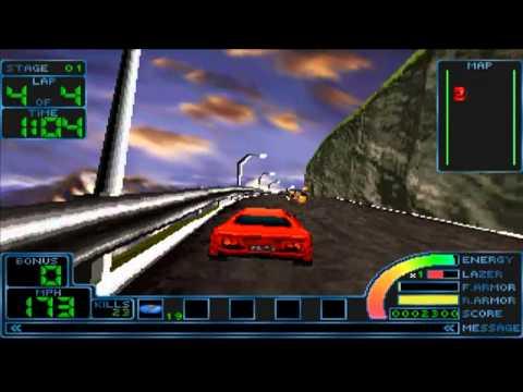 Impact Racing Impact Racing Game Sample
