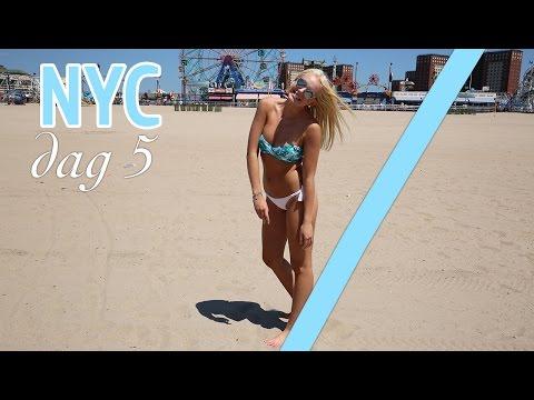 VLOGG | NYC: Hajar på stranden och Justin Bieber?