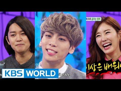 Hello Counselor - Jonghyun, Kong Seoyeong, Kang Gyunseong & more! (2015.02.09)