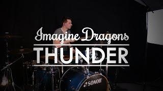 Download Lagu Imagine Dragons - Thunder - Drum Cover Gratis STAFABAND
