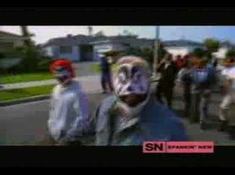 ICP - lets go all the way Video