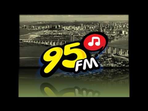 Prefixo - 95 FM - 95,9 MHz - Macaíba-Natal/RN