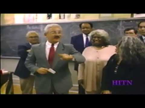 Roberto Ramirez election to Bronx Democratic Chairman video by Jose Rivera 9:22:94