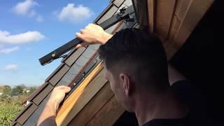 großes klapp schwing dachfenster roto