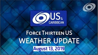 US Weather Update Aug 20 2019