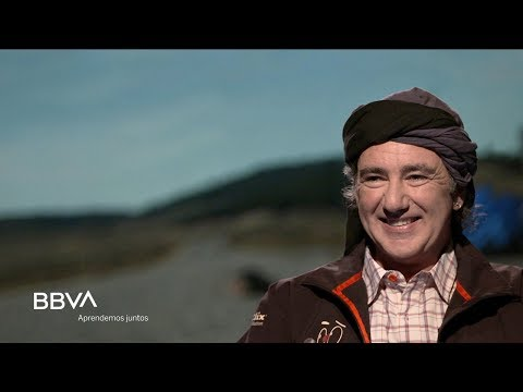 Aprender a vivir en el presente. Álvaro Neil 'Biciclown', viajero