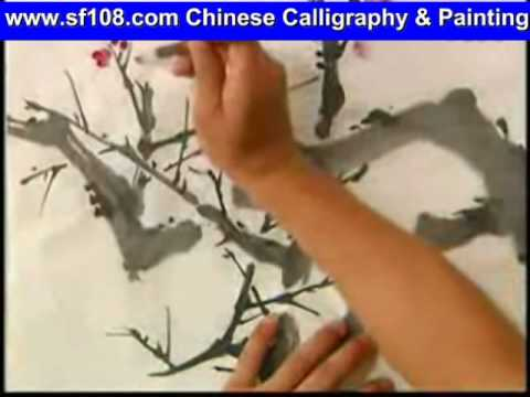 Chinese Flower Painting Made Easy Chinese Painting Plum Flower