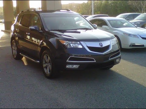 2011 Acura MDX Tech Long Term Review