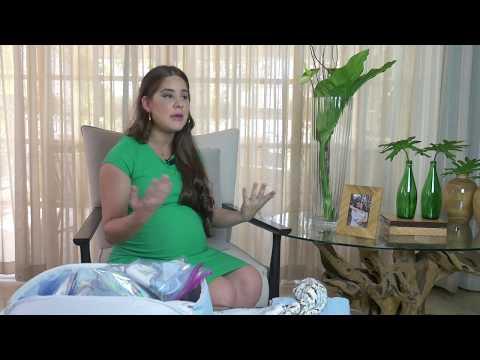 Que llevar en el bulto del bebe cuando vas a dar a luz?